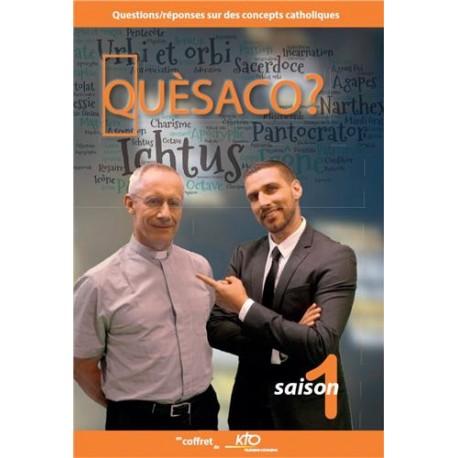 Quesaco Saison 1 - DVD