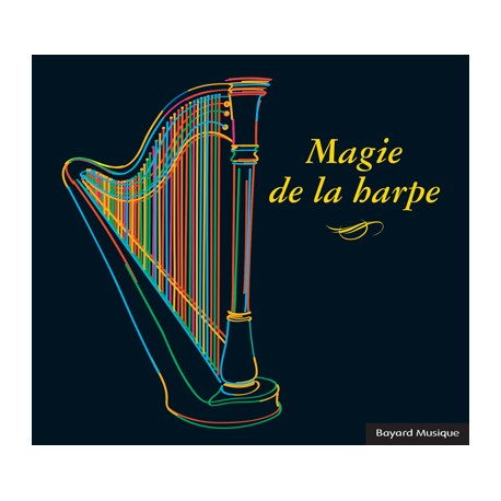 Magie de la harpe - CD