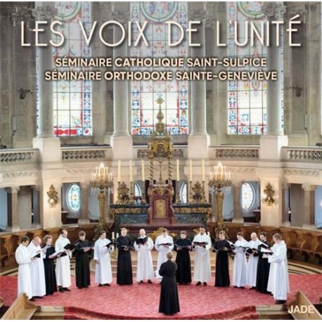 Les voix de l'unité - CD