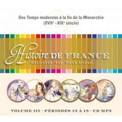 Histoire de France III - CD mp3