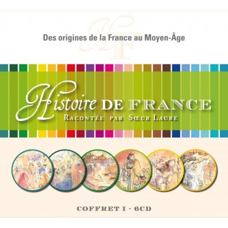 Histoire de France I - CD mp3