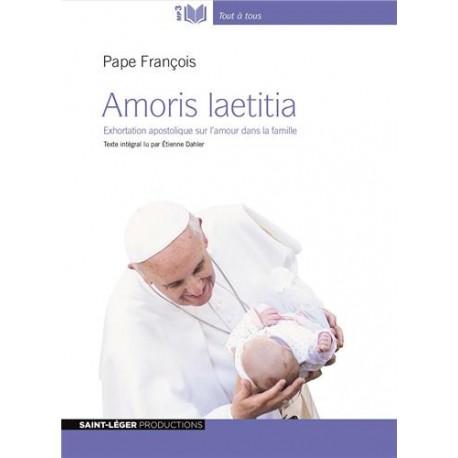 Amoris laetitia, exhortation apostolique sur l'amour dans la famille - Audiolivre MP3
