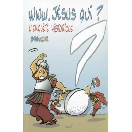www.Jésus qui ? L'enquête historique