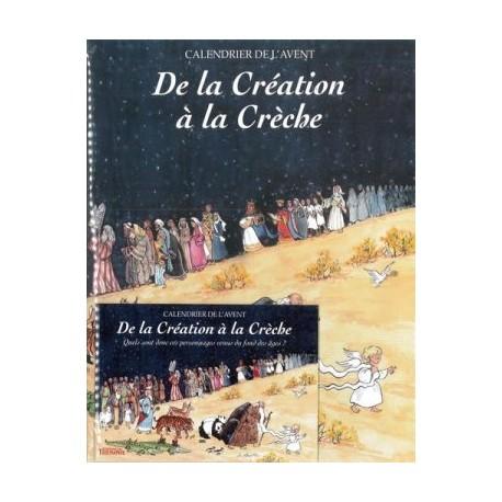De la Création à la Crèche - Calendrier de l'Avent