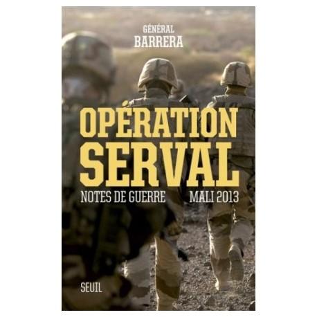 Opération Serval, notes de guerre Mali 2013