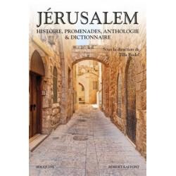 Jérusalem : histoire, promenades, anthologie & dictionnaire