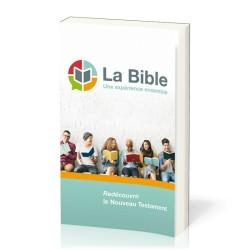 La Bible, une expérience ensemble - Redécouvrir le Nouveau Testament Semeur (lot 10 livrets)