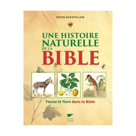 Une histoire naturelle de la Bible - Faune et flore dans la Bible