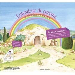 Calendrier de Carême, en chemin vers Pâques
