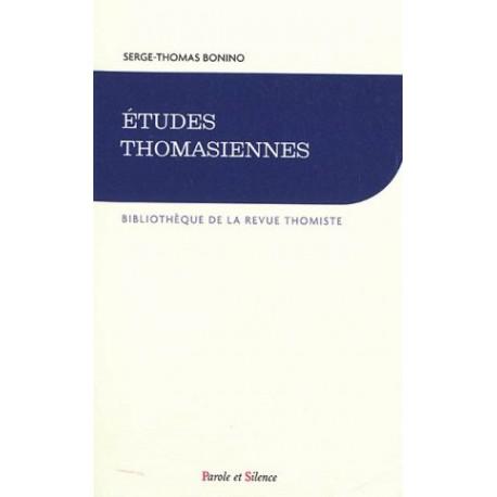 Etudes thomasiennes