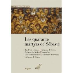 Les quarante martyrs de Sébaste