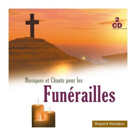 Musiques et chants pour les funérailles 2 CD