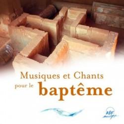Musiques et chants pour le baptême 2 CD