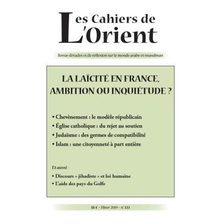La laïcité en France, ambition ou inquiétude ?
