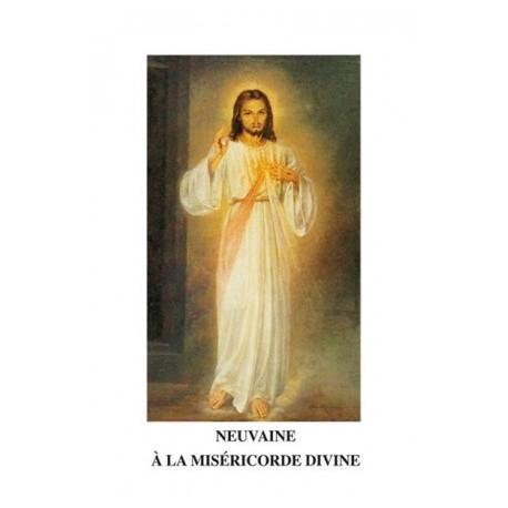 Neuvaine à la Miséricorde divine NE - 100 pc