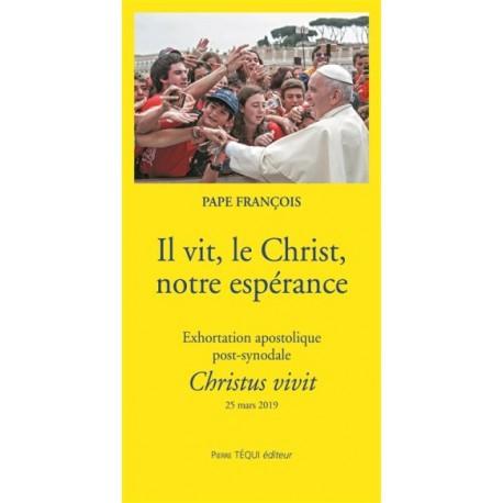 Christus vivit - Il vit, le Christ, notre espérance (lot 10 ex)