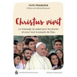 Christus vivit, le message du pape pour les jeunes et pour tout le peuple de Dieu (lot 10 ex)