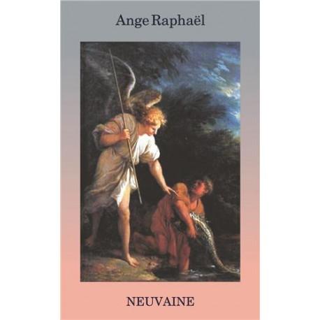 Livret de neuvaine à l´Ange Raphael