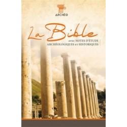 La Bible Segond 21 - Archéologique, couverture rigide
