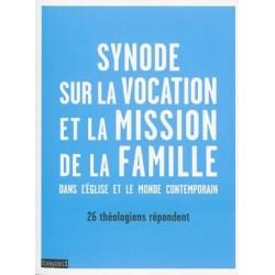Synode sur la vocation et la mission de la famille dans l'Eglise et le monde contemporain - 26 théol