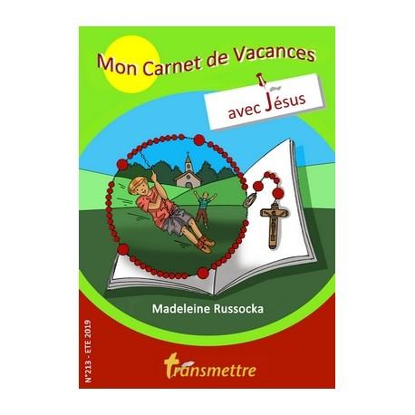 Les enfants en vacances avec Jésus - Lot de 3 revues différentes