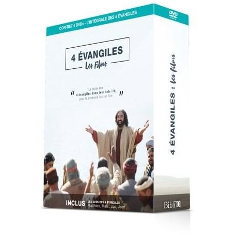 4 évangiles - les films (DVD)