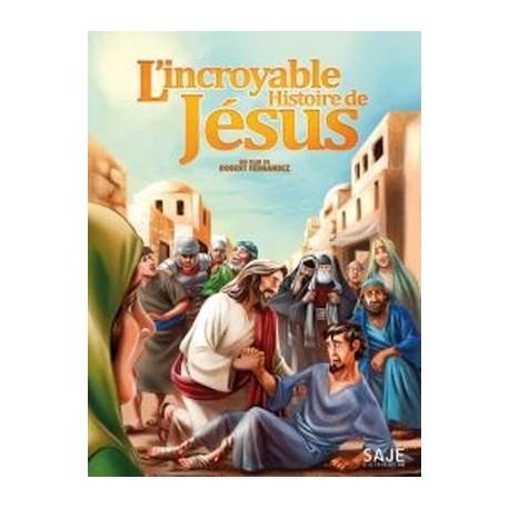 L'incroyable Histoire de Jésus - DVD