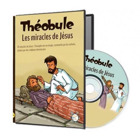 Les miracles de Jésus - DVD Théobule
