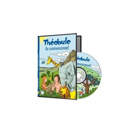 Au commencement - DVD Théobule