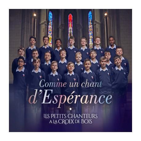 Comme un chant d'Espérance (CD)