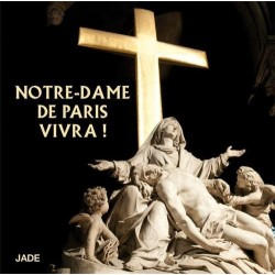 Notre-Dame de Paris vivra ! CD