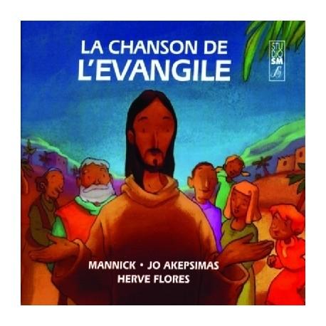 La chanson de l'Evangile - CD