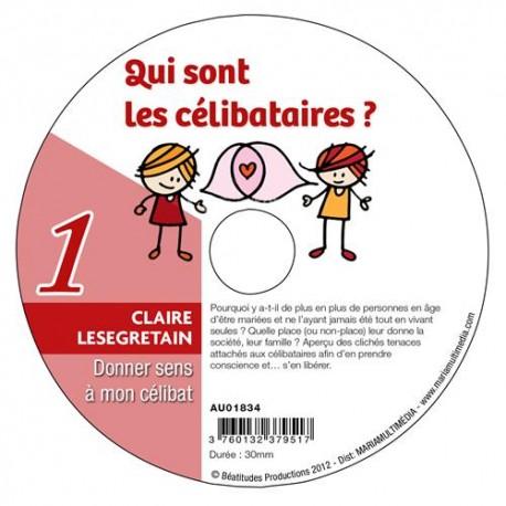 Donner sens à mon célibat - série 5 CD