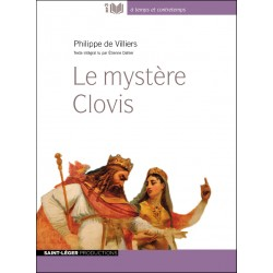 Le mystère Clovis - Audiolivre MP3