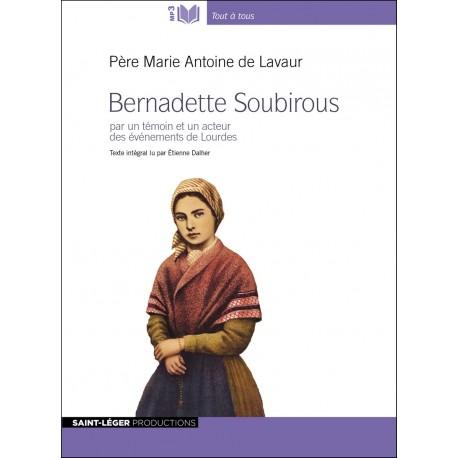 Bernadette Soubirous - Audiolivre MP3