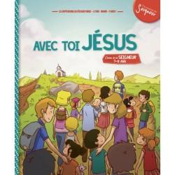 7-8 ans - module 3 - Avec toi, Jésus