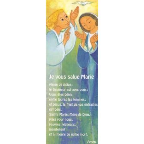 Je vous salue Marie - Lot de 25 signets