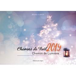 Chemin de Noël 2019, chemin de lumière... Lot de 10