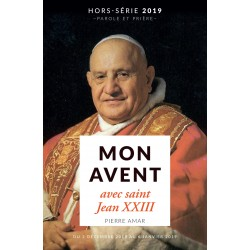 Mon Avent 2019 avec saint Jean XXIII - Lot de 10