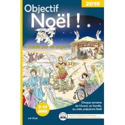 Objectif Noël 2019 - Guidés par les anges (lot de 10)