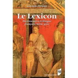 Le Lexicon : dictionnaire trilingue français, latin, grec