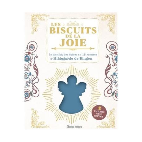 Les biscuits de la joie, le bienfait des épices en 18 recettes par Hildegarde de Bingen