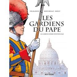 Les gardiens du pape, la garde suisse pontificale