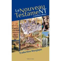 Nouveau Testament commenté et illustré (pack 10 exemplaires)