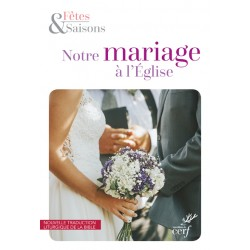 Notre mariage à l'église (pack 10 revues)