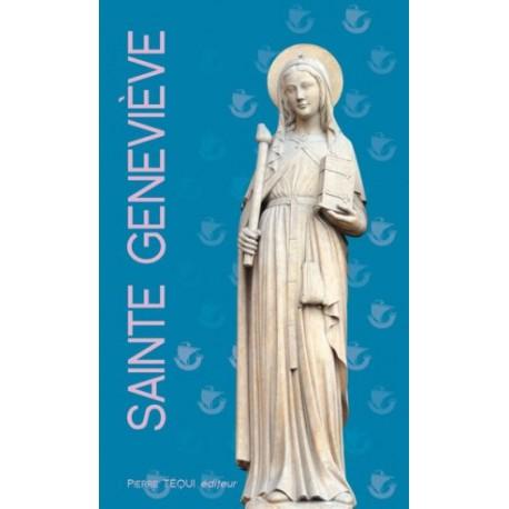 Sainte Geneviève (lot de 10 livrets)