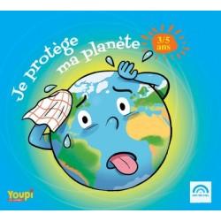 Je protège ma planète (3 - 5 ans) CD