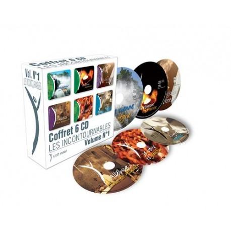 CD Il est vivant ! Coffret 6 CD Les incontournables - Volume 1