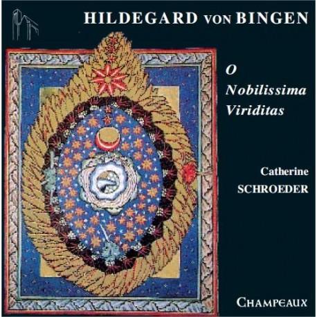 Hildegard von Bingen - O Nobillissma Viriditas - CD