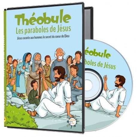 Les paraboles de Jésus - DVD Théobule